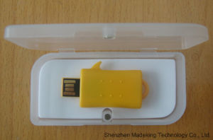 Plastic USB Flash Drive/USB Stick/Pen Drive for Gift pictures & photos