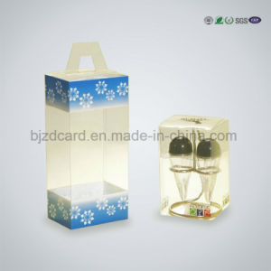 Printed Plastic Packaging Clear Pet PVC Box pictures & photos