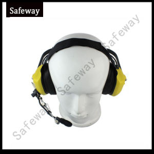 Two Way Radio Aviation Noise Cancelling Headset for Motorola Apx7000 pictures & photos