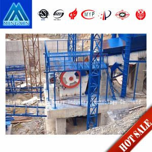 Superior Performance Jaw Crusher for Stone Crushing Site pictures & photos