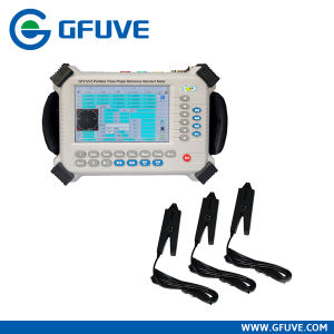 Electronic Test and Measurement Instrument Portable Three Phase Energy Meter Test Equipment pictures & photos