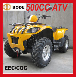 New EEC 500cc 4X4 China ATV (MC-398) pictures & photos