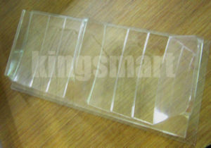 Pet/PS/PVC Blister Tray for Package OEM Design Clear or Any Other Color (KSM-09)