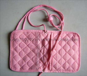 Hot Quilted ID Card Bag Holder pictures & photos