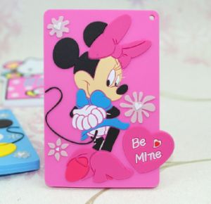 Promotional Custom 2d Bulk Soft Rubber PVC Luggage Tag pictures & photos
