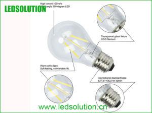 LED Filament Bulb pictures & photos