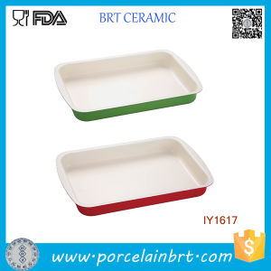 High Quanlity Ceramic Ovenware Food Tray pictures & photos