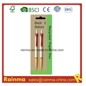 Corn Ballpoint Pen for Eco Stationery pictures & photos