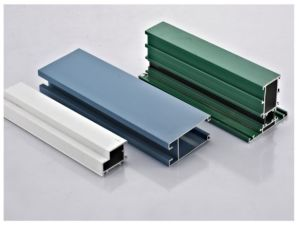 Aluminiun Windows and Doors Profile Powder Coating, Thermal Break, Anodizing pictures & photos