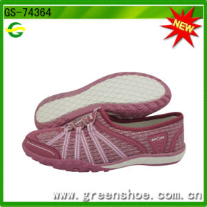 New Design Fashion Comfortable Lady Casual Shoes (GS-74364) pictures & photos
