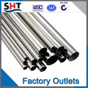 ASTM A554 304 Stainless Steel Welded Round Pipe with 240hl Finish pictures & photos