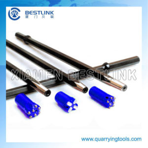 Durable Quality Taper Drill Rods with Various Angle pictures & photos