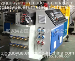 PA66GF25 Strip Plastic Extrusion Line pictures & photos