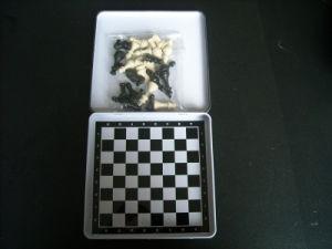 Chess (in tin box)