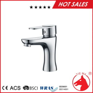 40mm Single Lever Basin Washing Mixer (ZS83003) Zinc pictures & photos