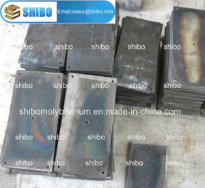 99.95% Pure Black Molybdenum Plates pictures & photos