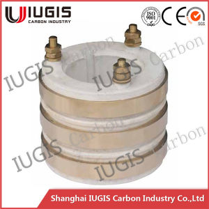 Slip Ring High Voltage Electric Motor Use 3 Rings pictures & photos