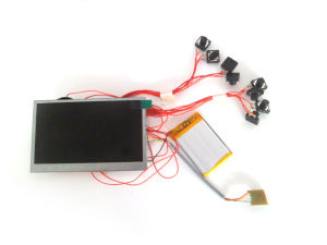 LCD Video Greeting Card Module