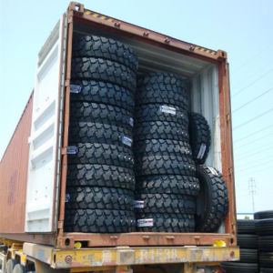 Bridgestrone Technology Radial Truck Tire Front Wheel Position 11r22.5 Long March Tire pictures & photos
