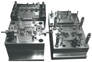 OEM Precision Plastic Injection Mould pictures & photos