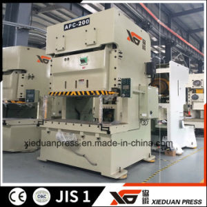 Coil Feeder Die Stamping C Frame Power Press Line pictures & photos