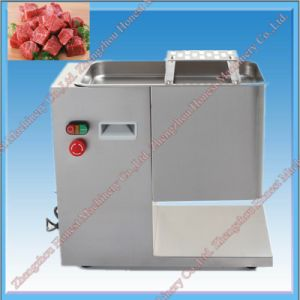 High Quality Meat Cube Cutter / Automatic Meat Slicer pictures & photos