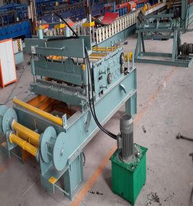 Steel Sheet Coil and Steel Bar Slitting Machine pictures & photos