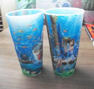 3D Lenticular Plastic Cup 3D Model pictures & photos
