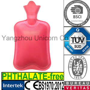 BS TUV Medical Cold Therapy Bag Rubber Hot Water Bottle pictures & photos