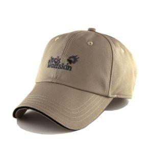 Promotional Custom Logo 6 Panel Baseball Cap, Cotton Cap
