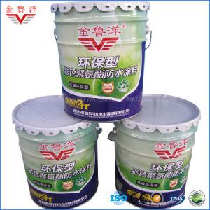 Single Component Water Based PU Waterproof Coating, Polyurethane Waterproof Coating