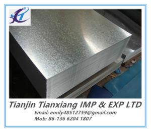 SGCC ASTM A653 Zinc Coating Galvanized Steel Coil pictures & photos