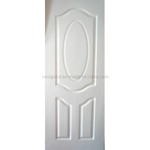 3.2mm White Primed HDF Molded Door Skin pictures & photos