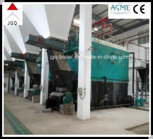 JGQ 25t/H Horizontal Biomass Fired Steam Boiler