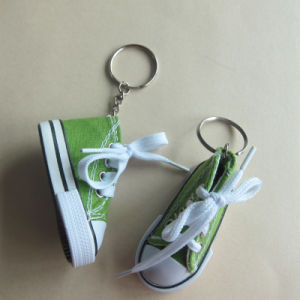 Key Ring, Customized Promotion Cute Shoe Keychain pictures & photos