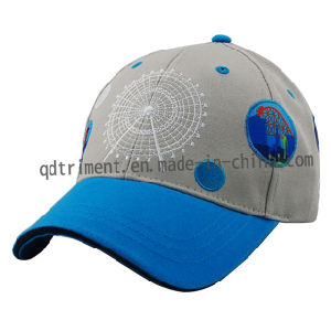 Screen Print Embroidery Cotton Twill Golf Sport Cap (TMB0824) pictures & photos