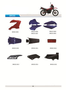 NXR150 Motorcycle Body Cover for Honda  (HD1002)