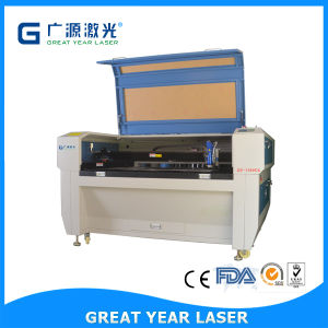 Super Quality Metal and Nonmetal Laser Cutting Machine Gy-1390CS pictures & photos