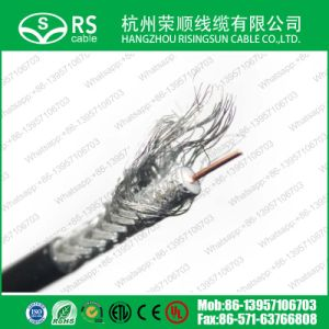 RG6 Coaxial Cable with Jelly/Apd/Flooding Compound (F690BV-APD)
