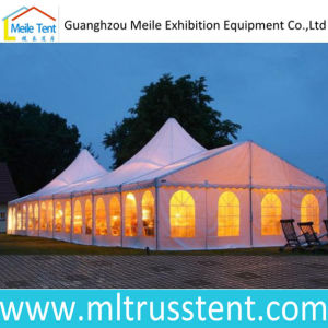 Special Wedding Booth House Tent Design with High Peak pictures & photos