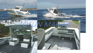 Aluminum Fishing Boat (Center Cabin 580) pictures & photos