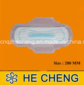 280mm Regular Sanitary Napkins pictures & photos