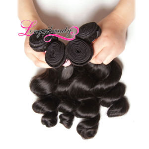 Grade 7A Double Weft Full Cuticle Brazilian Human Hair Extensions