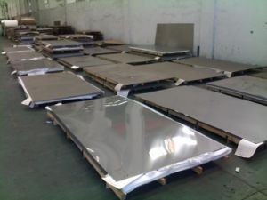 ISO, SGCC, Dx51d, Hot Dipped Galvanized Steel Plate Sheet pictures & photos