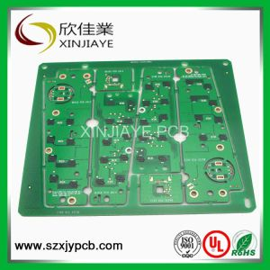 Blank PCB Boards with Green Solder Mask Service pictures & photos