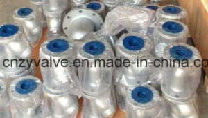 """API/DIN/JIS Class150 Cast Steel A216 Wcb 5"""" Dn125 Y Strainer pictures & photos"""