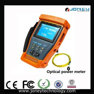 CCTV Cameras Tester, Cable Tester with Optical Power Meter pictures & photos