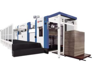 High Speed Die-Cutting Machine Foil Stamping and Die Cutting Machine pictures & photos