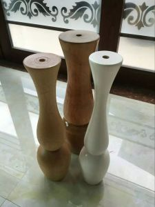 Wooden Holder for Lamp From Factory pictures & photos