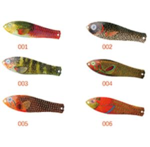 New High Quality Fishing Spoon Lures pictures & photos